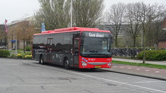 EBS 5056 Spijkenisse (Erwan Le Biannic) Tags: ebs iveco crossway spijkenisse lijn cng voorneputten rnet