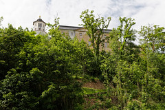 Schlossberg Crossen (birk.noack) Tags: deutschlandthüringencrossencrossenanderelsterschlossburgverfallverfallenturmschlossberggermanythuringiacastledecaydilapidatedtower deutschland thüringen crossen crossenanderelster schloss burg verfall verfallen turm schlossberg germany thuringia castle decay dilapidated tower