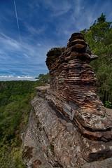 Rötzenfelsen (tucsontec) Tags: rötzenfelsen felsen rock berg pfälzerwald pfalz sandstein nature natur naturepics nationalpark wandern trekking travel canon