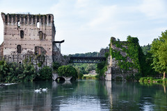borghetto #2 (athanecon) Tags: borghetto italy river mincio pontevisconteo veneto italia peschieradelgarda garda gardalake lagogarda fiume rivo dusk tramonto sera campagna campagnaitaliana