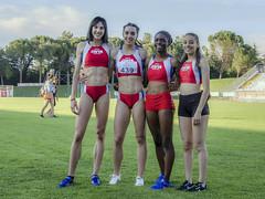 Eleonora Vandi, Elisabetta Vandi, Letizia Lare Lantone, Samira Amadel