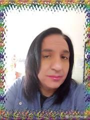 New haircut (lidiasonetto2001) Tags: hairstyling hair salon messa piega lidia sonetto crossdresser capelli curlers beauty parlor hairstyle long dolly acconciature bigodini hairdresser haircut taglio