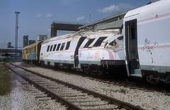 7 123 009  Solin  22.04.19 (w. + h. brutzer) Tags: solin eisenbahn eisenbahnen train trains jugoslawien diesel railway triebzug triebwagen zug webru analog nikon vt