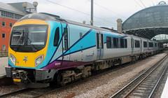 Class 185: 185109 TransPennine Express Newcastle Central (emdjt42) Tags: class185 185109 transpennineexpress newcastlecentral