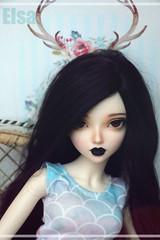 Elsa 01 (Hitsugi-Lou) Tags: fairyland fairylandchloe minifee mnf bjddoll bjd bjdphtography dolls doll elsa