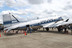 OH-LCH (shamrockei105) Tags: ohlch finnishairlines aerooy dc3 douglas c53 skytrooper