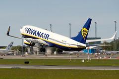 IMG_8366@L6 (Logan-26) Tags: boeing 7378as eigxk msn 44860 ryanair brand new tallinn lannart meri airport tlleetn estonia aleksands čubikins