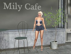 June Designer Showcase Part 1 1 (Treycee Melody) Tags: designershowcase event shopping skin shape top shorts earrings fashion style secondlife womens backdropcove