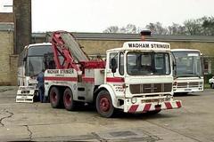 AEC MM6, Q720 OBP (ergomammoth) Tags: lorry lorries truck trucks hgv commercialvehicle breakdown recovery wrecker aec aecmammothmajor6 tg6rt rigidsixwheeler ergomatic tiltcab aecltdsouthall britishleylandtruckbusdivision wadhamstringercommercials nationalexpress