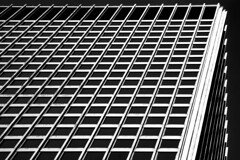 Whitewall (jfre81) Tags: chicago downtown loop whitewall building black white onblack city urban architecture abstract pattern lines minimalist james fremont photography jfre81 canon rebel xs eos