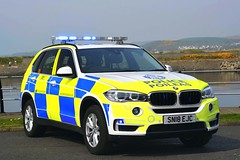SN18 EJC (S11 AUN) Tags: police scotland bmw x5 xdrive30d 4x4 traffic car anpr rpu trpg trunkroadspatrolgroup roads policing unit 999 emergency vehicle udivision sn18ejc