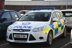 SN61 FSK (S11 AUN) Tags: police scotland ford focus estate traffic car drpu divisional roads policing unit abormal load policeescort incident response vehicle irv panda area patrol anpr rpu 999 emergency qdivision sn61fsk