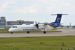 TF-FXB Air Iceland Connect Bombardier Dash 8 Q-400 EGCC 22/5/19 (David K- IOM Pics) Tags: egcc man manchester ringway airport tf tffxb bombardier dash 8 q400 dh8d air iceland connect icelandair fi ice