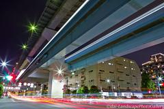 港区夜景 (daidai1217) Tags: レインボーブリッジ 首都高 首都高速道路 ゆりかもめ 光跡 東京都 港区 夜景 東京夜景 リコーイメージング ペンタックス pentax pentaxkp kp ricohimaging richo smcpentaxda1645mmf4edal japan tokyo night ゆりかもめ東京臨海新交通臨海線 新交通ゆりかもめ