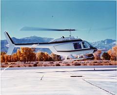 01_00094559 Bell 206 N6227N (San Diego Air & Space Museum Archives) Tags: n6227n jetranger belljetranger bell206jetranger bell206 helicopter bellhelicopter bellmodel206 b206 rotarywing rotorcraft cn95 bellmodel206b bell206b bell206bjetranger b206b