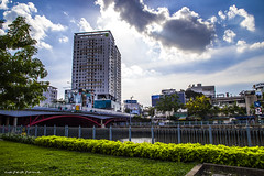 _MG_2508 (vuphone0977) Tags: vietnam sky cloud canon landscape pagoda streetlife saigon mylife 24105 sàigòn thinghe canoneos6d kenhnhieuloc cafe2fone eos 6d kênhnhiêulộc cầucônglý conglybridge