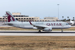 Qatar Airways Airbus A320-232  |  A7-AHQ  |  LMML (Melvin Debono) Tags: qatar airways airbus a320232 | a7ahq lmml cn 4930 melvin debono spotting canon eos 5d mark iv 100400mm plane planes photography airport airplane aircraft aviation malta mla spotters spotter qr384