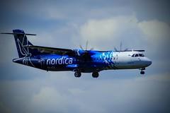 2019-06-11_05-58-27 (johnbelfastcity2) Tags: atr72 nordica belfastcityairport canon 200d