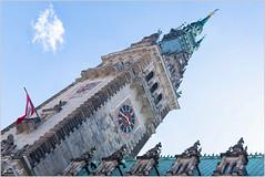 Rathaus / City Hall (Peter Heuts) Tags: hamburg germany duitsland allemagne deutschland peterheuts peter heuts sony a99ii sonya99ii sonya99mark2 carlzeiss fullframe sal1635z architecture design architectuur architektur peterheutsphotography colours kleuren farben couleurs colors
