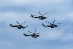 Mi-28. Aerobatic team Berkuty. (Vitaly Giragosov) Tags: ми28 миль вертолёт авиашоу авиация севастополь россия crimea sevastopol russia helicopter mi28 berkuty беркуты aerobaticteam