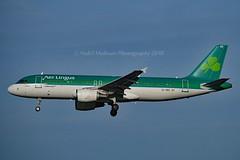 """""""St Ultan / Ultan"""" Aer Lingus EI-DEE Airbus A320-214 cn/2250 @ Zwanenburgbaan EHAM / AMS 07-04-2018 (Nabil Molinari Photography) Tags: stultanultan aer lingus eidee airbus a320214 cn2250 zwanenburgbaan eham ams 07042018"""