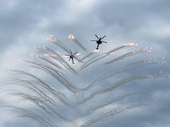 Mi-28. Aerobatic team Berkuty. (Vitaly Giragosov) Tags: mi28 helicopter aerobaticteam aircraft airforce crimea sevastopol russia россия севастополь вертолёт ми28 беркуты berkuty