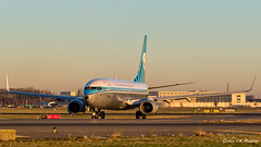 KLM B737 (Ramon Kok) Tags: 737 737800 ams avgeek avporn aircraft airline airlines airplane airport airways amsterdam amsterdamairportschiphol aviation b737 b738 blue boeing boeing737 boeing737800 eham holland kl klm koninklijkeluchtvaartmaatschappij phbxa retro royaldutchairlines schiphol schipholairport thenetherlands