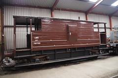 IMGP0365 (Steve Guess) Tags: lakeside haverthwaite steam heritage railway train cumbria england gb uk lakedistrict lms brake guards van