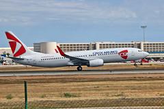 OK-TST Boeing 737-8Q8 Travel Service Airlines PMI 28-05-19 (PlanecrazyUK) Tags: lepa sonsantjoanairport aeroportdesonsantjoan palmademallorcaairport oktst boeing7378q8 travelserviceairlines pmi 280519