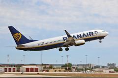EI-DWM Boeing 737-8AS Ryanair PMI 28-05-19 (PlanecrazyUK) Tags: lepa sonsantjoanairport aeroportdesonsantjoan palmademallorcaairport eidwm boeing7378as ryanair pmi 280519