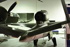 Heinkel He 162 Volksjäger (VN679) (Bri_J) Tags: rafmuseum hendon london uk museum airmuseum aviationmuseum aircraft nikon d7500 heinkel he162 volksjäger jet fighter wwii luftwaffe vn679