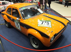Ford Escort MkI Racing Gr. 4 (Zappadong) Tags: hamburg motor classics 2018 ford escort mki racing gr 4 zappadong oldtimer youngtimer auto automobile automobil car coche voiture classic oldie oldtimertreffen carshow