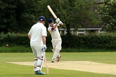 23 (Dale James Photo's) Tags: wicken cricket club gawcott hillesden cc south northants league division three sports village
