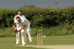 17 (Dale James Photo's) Tags: wicken cricket club gawcott hillesden cc south northants league division three sports village