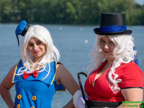 Cosplay Duck Tales