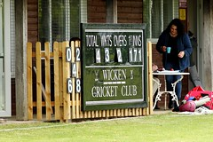1 (Dale James Photo's) Tags: wicken cricket club gawcott hillesden cc south northants league division three sports village