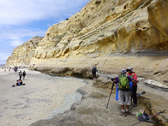 DSC08429 (Hiker Bob) Tags: 20190420 beachtrail donsiminski jyotishah nickshah torreypines