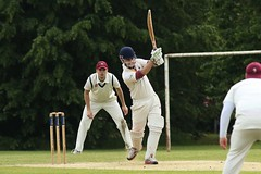 22 (Dale James Photo's) Tags: wicken cricket club gawcott hillesden cc south northants league division three sports village