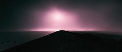 The Fog (Anthony_Murray) Tags: dublin sun rise low cloud fog sea port