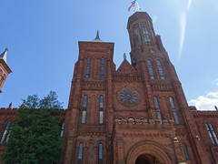 Smithsonian Castle, The Mall, Washington DC (iainh124a) Tags: iainh124a washingtondc washington districtofcolumbia themall capital capitol sony sonycybershot dschx90 dschs90v cybershot dx90 dx90v