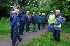 Bedragled Park explorers (Chrispics Photography) Tags: farnham walking festival