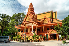 Wat Reach Bo (Lцdо\/іс) Tags: watbo siemreap temple buddhisme buddha bouddha boudhisme citytrip city architecture architektur lцdоіс kambodscha khmer orange color voyage southeast asia asian asie asiatique southeastasia