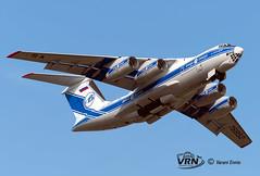 RA-76952 (Varani Ennio1) Tags: volgadnepr il76td catullo aeroportidelgarda lipx ilyushin volga vrn veronavillafranca orb sweden cargo cargoplane