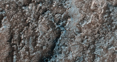 The Land Between (UAHiRISE (NASA)) Tags: mars nasa mro jpl lpl ua universityofarizona science astronomy