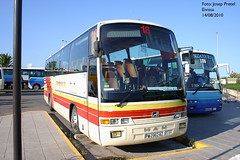Cosmacar 18 (pretsend (jpretel)) Tags: eivissa discrecional autocar man 16290 beulas stergo