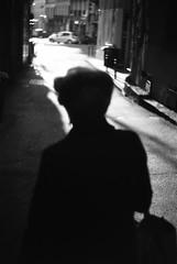 Lonely Woman (chetbak59) Tags: argentique jazz noiretblanc leicam6 panf