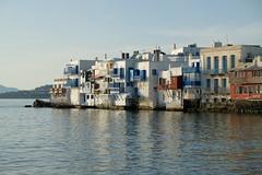 Little Venice (marin.tomic) Tags: mykonos greece greek cyclades island travel littlevenice europe summer holiday vacation sea meditarranean fujifilm xt2 traveler aegean