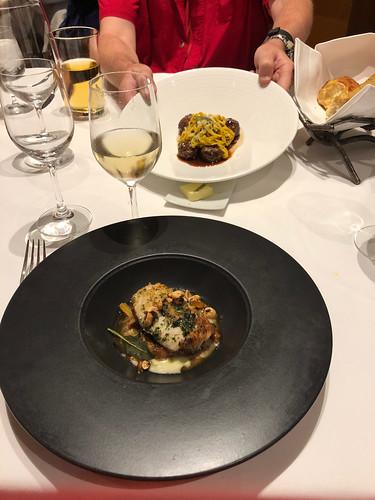 Fancy-ass dinner at Napa Rose