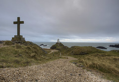 'The cross' (Timster1973 - thanks for the 16 million views!) Tags: llanddwyn island north wales welsh timster1973 tim knifton cross sea seascape lighthouse land landscape northwales llanddwynisland anglesey earlymorning morning early sunrise silent walkswithnon