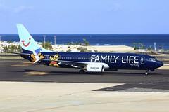 G-FDZG Boeing B738 ACE 06Jun2019 (Citation Ten) Tags: gfdzg b738 tom specialscheme ace